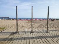 Salou obrirà les dutxes de les platges i cales demà divendres, 10 de juliol, complint amb les mesures sanitàries exigides