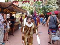 Salou posa en marxa avui la XX edició del Mercat Medieval, en el marc de la Festa del Rei Jaume I
