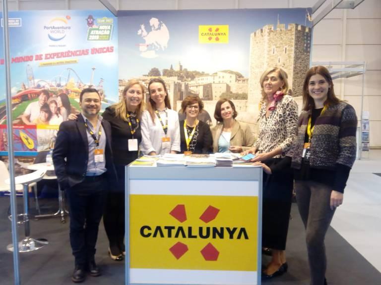 Salou promociona la destinació a la Fira de Lisboa