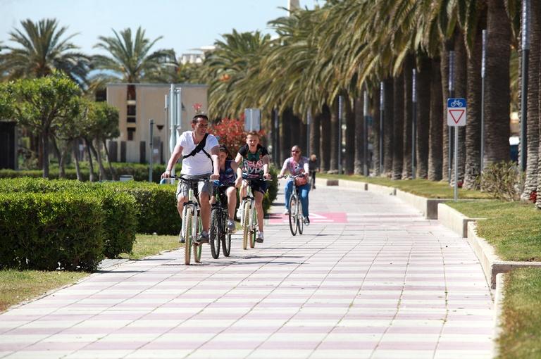 Salou rep la certificació de Cicloturisme per part de l'Agència Catalana de Turisme