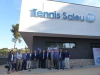 Tennis Salou H2O, el nou referent d'esport i salut de la Costa Daurada
