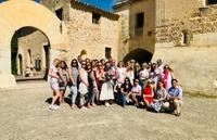 Un total de 49 agents de viatge bielorussos visiten Salou per conèixer, de primera mà, l'oferta turística i cultural del municipi