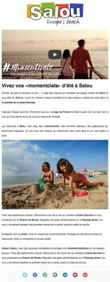 Vivez vos <<momentcials>> d'été à Salou