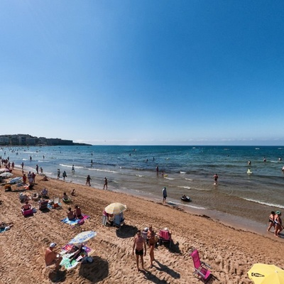 Пляж Llevant
