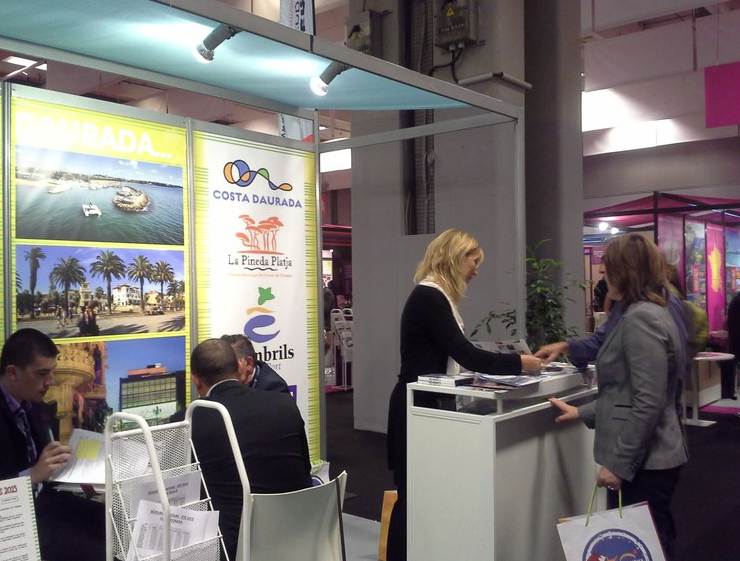 COSTA DAURADA'S TOURISM ALLIANCE PROMOTED AT PARIS MAPPRO FAIR TO INCREASE THE ARRIVAL AND LOYALTY OF THE FRENCH TOURIST