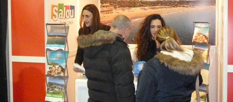 Salou tries to keep its tourism leadership by making some promotion actions in Ireland