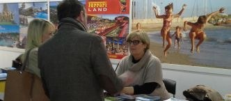 The municipalities of Salou and Cambrils, along with PortAventura, attend the Holiday World Show in Dublin
