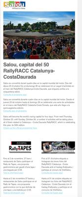 Rally RACC Catalunya-CostaDaurada